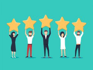 Gain more positive reviews to help your online reputation