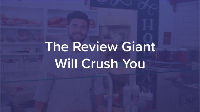 The Review Giant Will Crush You